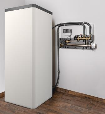 Нова PTH конзола топли вода с излишната енергия