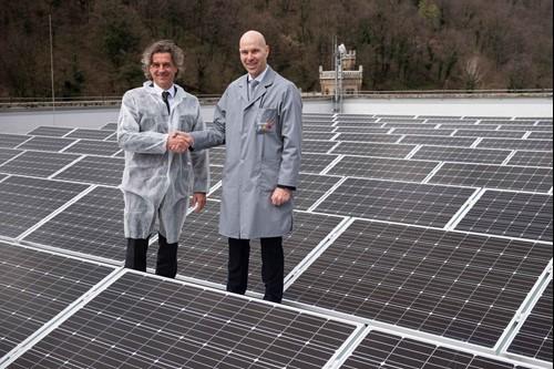 Фабрика за стъкло ще използва PV за производство на зелен водород