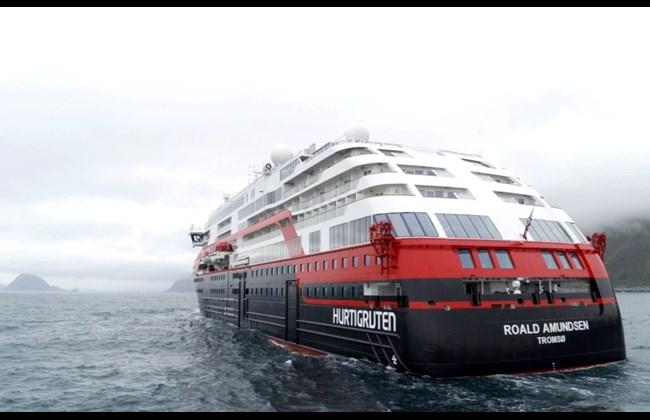Първият круизен кораб с батерии ще плава в Арктически води