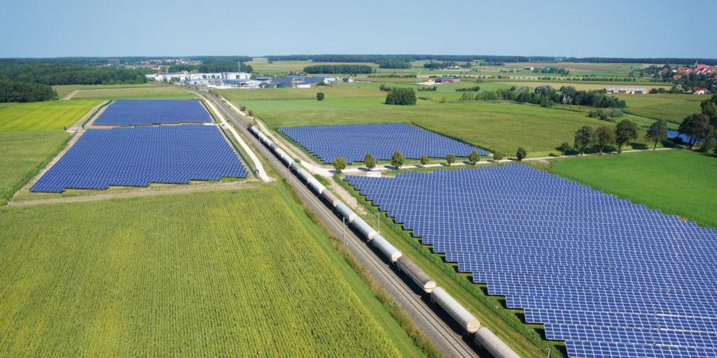 На Великден слънцето и вятърът покриха повечето потребление на електроенергия в Германия