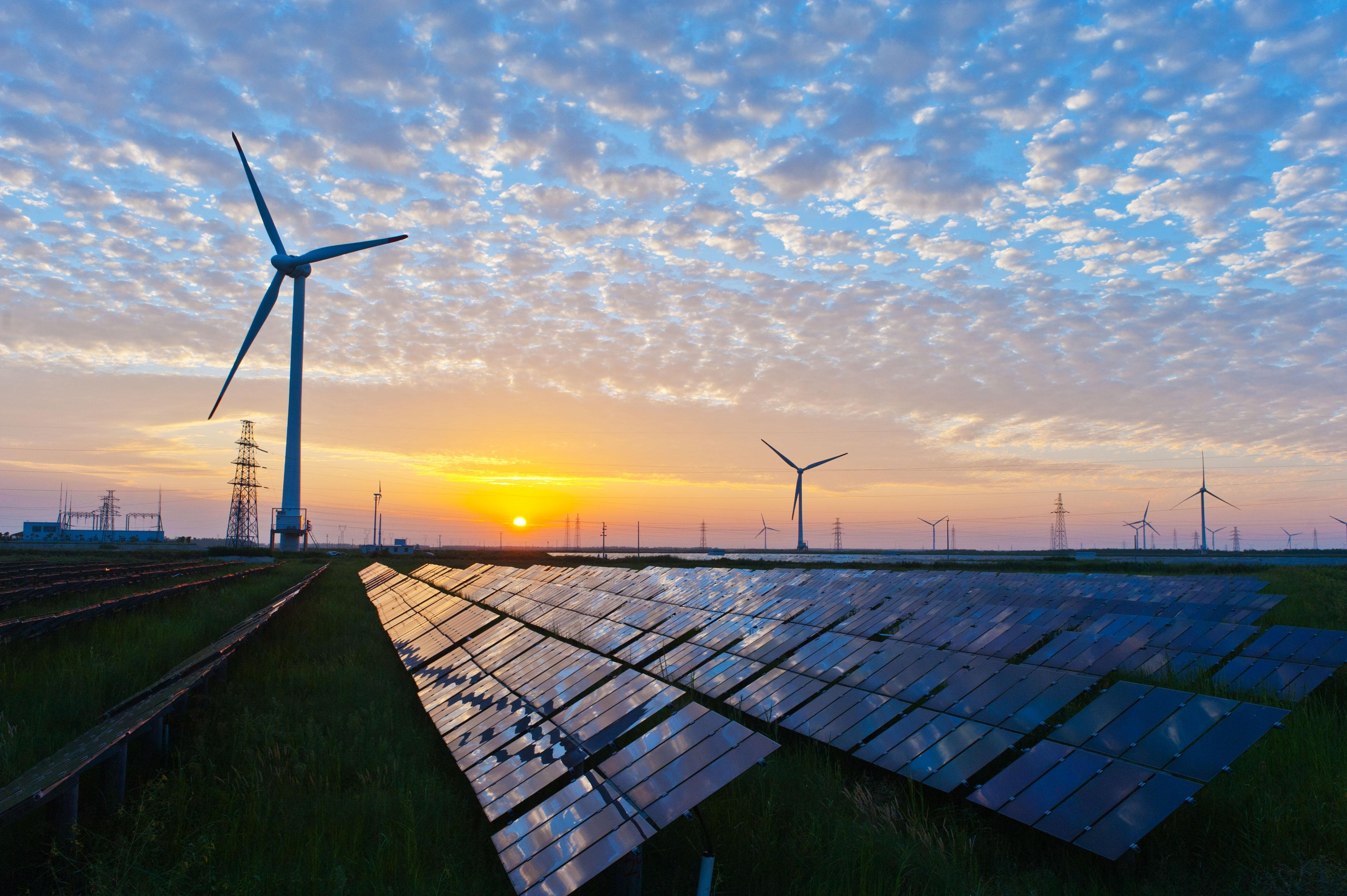 През 2018 ВЕИ изпревариха въглищата като главен източник на енергия в Германия