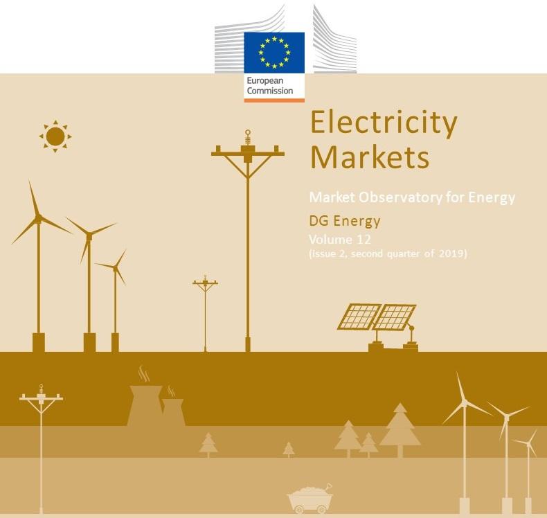 Пазарът на ток в Европа през Q2 2019 според ЕК