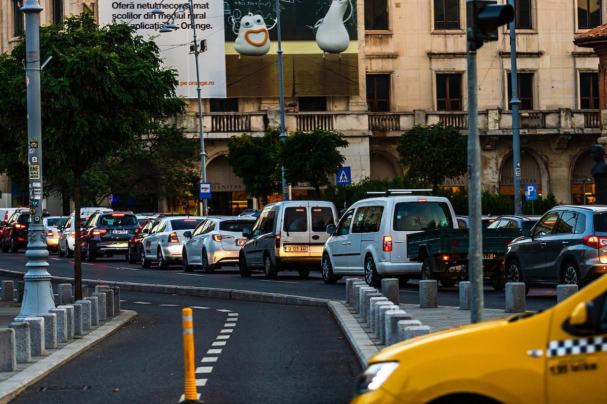 """Букурещ въвежда """"кислородна винетка"""" за автомобилите"""