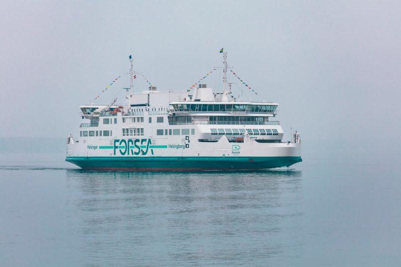 Два шведски ферибота замениха  дизеловото гориво с батерии