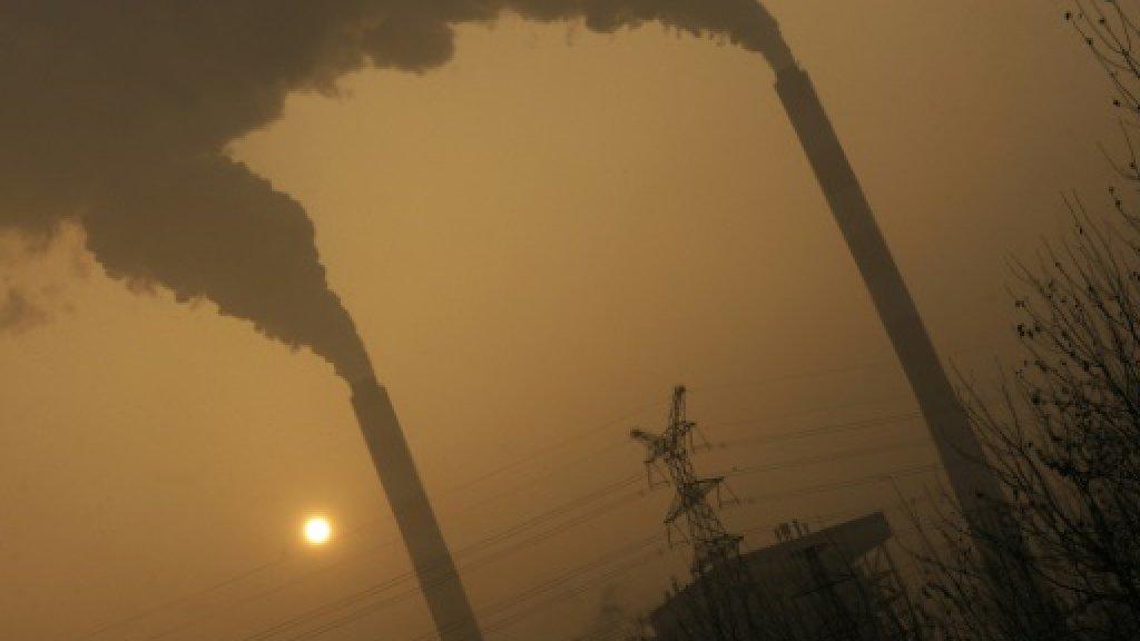 МВФ: Въглеродният данък - най-добрият начин за справяне с вредните емисии
