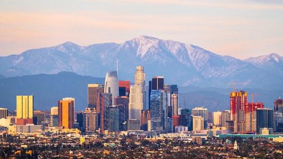 До  2050 г. в Лос Анджелис ще има само електрически превозни средства